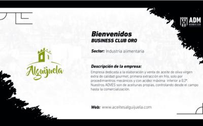 Aceites Alguijuela dará un sabor extraordinario al 'ADMérida Business Club'